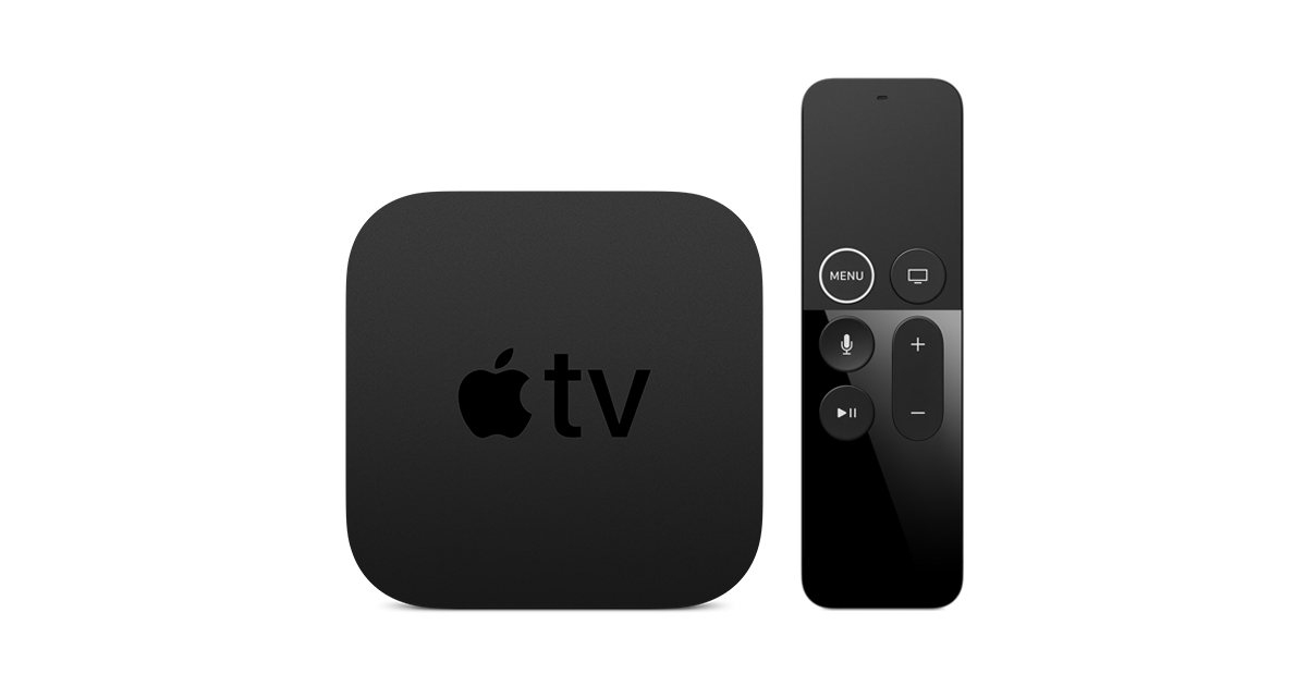 Apple TV 4K (Around $179)