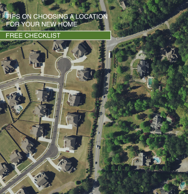 Free Home Building Checklist - Choosing a Location Checklist